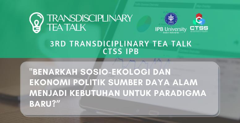 CTSS_3rd_Tea Talk