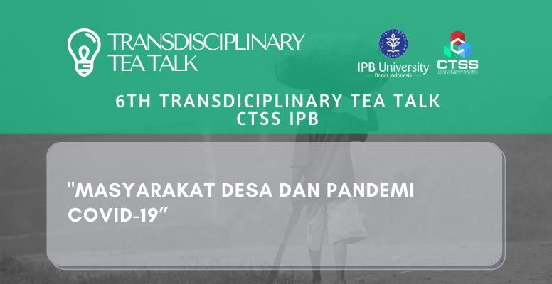 CTSS_6th_Tea Talk