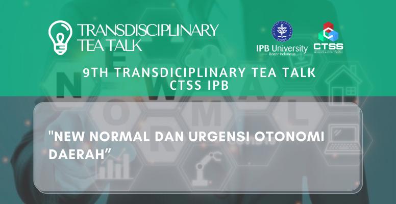CTSS_9th_Tea Talk