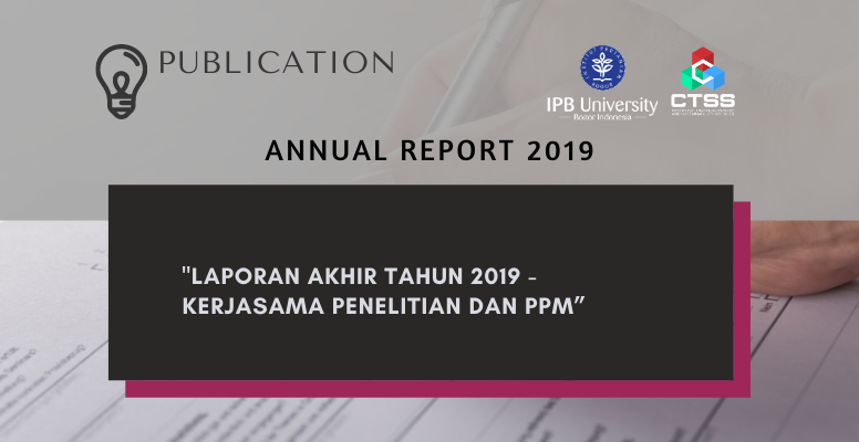 CTSS-Feature Image Publication Annual Report 2019